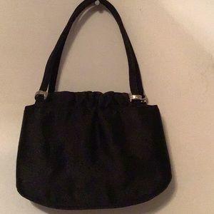 Vintage Ande black evening bag